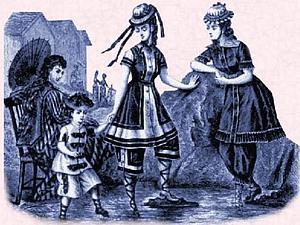 Блумерсы, или как женщины отбирали у мужчин брюки | Ярмарка Мастеров - ручная работа, handmade