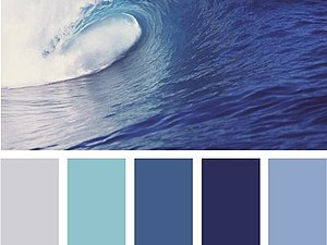 Это синее синее море