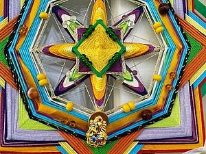 Семинар в Подмосковье «Исцеление и защита души + Создание мандалы-оберега» | Ярмарка Мастеров - ручная работа, handmade