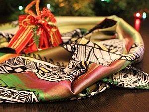 Розыгрыш конфетки - шелкового шарфика!!! Не пропустите!!! | Ярмарка Мастеров - ручная работа, handmade