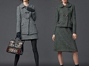 Dolce&Gabbana осень-зима 2014-2015 | Ярмарка Мастеров - ручная работа, handmade