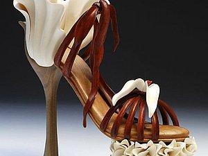 Дениз Нильсен и Джордж Уортингтон: деревянные страсти супругов | Ярмарка Мастеров - ручная работа, handmade