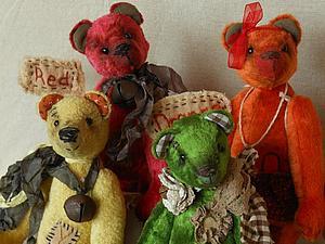 Радужные Детки... Пополнение в коллекции и планы... | Ярмарка Мастеров - ручная работа, handmade