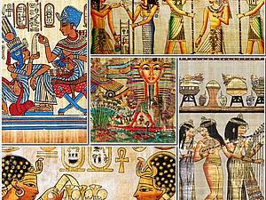Скидки 30 % на красивые ткани ЕГИПЕТСКОЙ тематики | Ярмарка Мастеров - ручная работа, handmade
