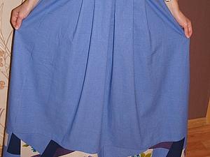 Акция! Два дня до окончания скидки на льняные юбки! | Ярмарка Мастеров - ручная работа, handmade