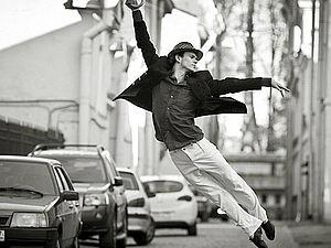 Танцующий Петербург. Танец среди городской суеты.   Ярмарка Мастеров - ручная работа, handmade