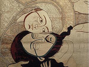Лицевое шитье, или Живопись иглой. Ярмарка Мастеров - ручная работа, handmade.