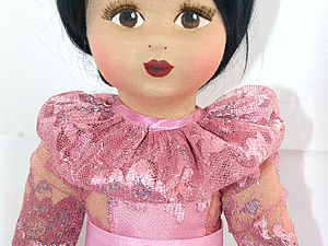 Из чего я делаю кукол по швейцарской технологии Glorex | Ярмарка Мастеров - ручная работа, handmade
