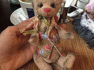 Помогите найти автора кота Тедди | Ярмарка Мастеров - ручная работа, handmade