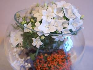 Создаем мини-сад за стеклом — подарок для новобрачных. Ярмарка Мастеров - ручная работа, handmade.