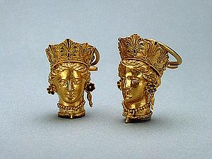 Галерея драгоценностей: греческое золото. Часть 2 | Ярмарка Мастеров - ручная работа, handmade