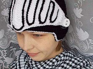 Аукцион на вязанный шлем! и еще несколько работ! | Ярмарка Мастеров - ручная работа, handmade