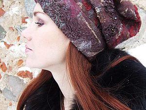 Акция ! 30 % скидка на все готовые головные уборы ! | Ярмарка Мастеров - ручная работа, handmade