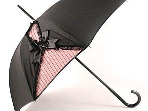 Необычная история обычного зонтика | Ярмарка Мастеров - ручная работа, handmade