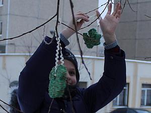 Печеньки для птичек | Ярмарка Мастеров - ручная работа, handmade