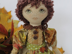 Осенняя конфетка от Ирины  (irinapoll) | Ярмарка Мастеров - ручная работа, handmade