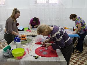 Как мы шляпок наваляли))) Отчет об МК 17.10.2014   Ярмарка Мастеров - ручная работа, handmade
