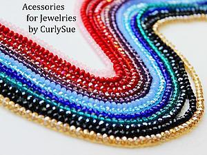 Новое поступление бусин-кристаллов : красивеные цвета!!! | Ярмарка Мастеров - ручная работа, handmade