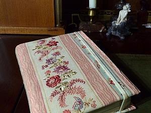 Блокнот в викторианском стиле | Ярмарка Мастеров - ручная работа, handmade