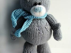 !!! РОЗЫГРЫШ медвежонка Тедди до 12 октября 2014 года. | Ярмарка Мастеров - ручная работа, handmade