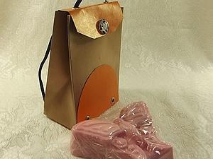 Подарочная коробочка в виде рюкзака | handmade