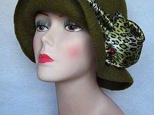 Валяем шляпку.Шаблон-овал. | Ярмарка Мастеров - ручная работа, handmade