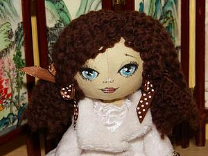 Куколка по имени Кобато. | Ярмарка Мастеров - ручная работа, handmade