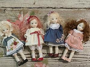 Милейшие миниатюрные куклы Sun Joo Lee | Ярмарка Мастеров - ручная работа, handmade