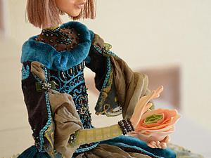 Лепим ручки для куклы. Ярмарка Мастеров - ручная работа, handmade.