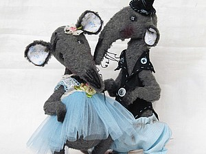 24 ноября МК по Крысиному семейству! | Ярмарка Мастеров - ручная работа, handmade
