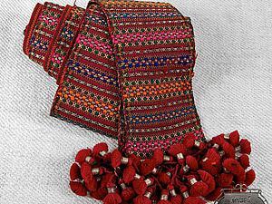 Традиционный украинский костюм. Часть третья: артефакты (2).. Ярмарка Мастеров - ручная работа, handmade.