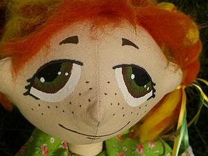 Как НЕхудожник сможет нарисовать глаза кукле). Ярмарка Мастеров - ручная работа, handmade.
