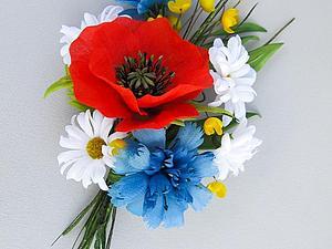 Цветы из ткани, какие бывают, как хранить и носить. | Ярмарка Мастеров - ручная работа, handmade
