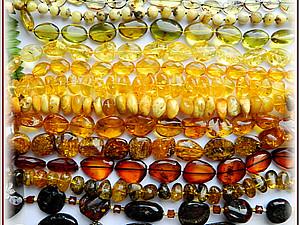 Янтарь. Прекрасный, разный, многоликий!!! | Ярмарка Мастеров - ручная работа, handmade