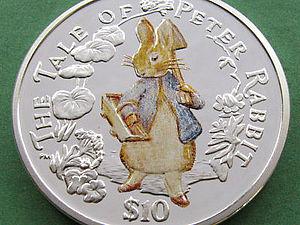 Монетные истории   Ярмарка Мастеров - ручная работа, handmade