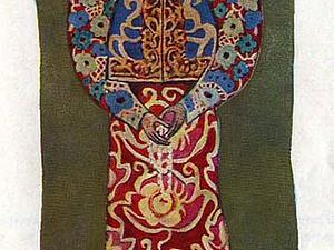 Крестьянская праздничная одежда | Ярмарка Мастеров - ручная работа, handmade