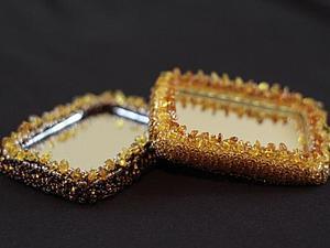 Традиционная скидка 50% теперь на зеркало   Ярмарка Мастеров - ручная работа, handmade