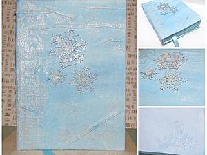 Сказочный блокнот | Ярмарка Мастеров - ручная работа, handmade