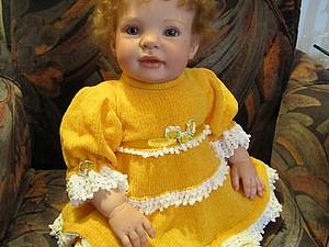 Малышка Киттен-3 - кукла реборн Инны Богдановой | Ярмарка Мастеров - ручная работа, handmade