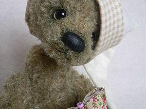 Создание авторского лекала для мишки Тедди. | Ярмарка Мастеров - ручная работа, handmade
