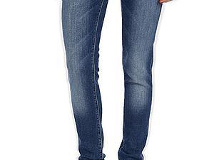 Реставрируем любимые джинсы. Ярмарка Мастеров - ручная работа, handmade.