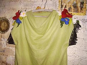 Аукциоон! Платье Лето пришло. | Ярмарка Мастеров - ручная работа, handmade