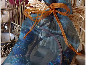 Красивая упаковка — мешочки из органзы! Как сшить сразу много. Ярмарка Мастеров - ручная работа, handmade.