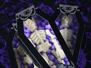 Хэллоуин в пурпурном цвете | Ярмарка Мастеров - ручная работа, handmade