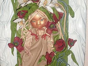 Картина из кожи в обмен на спасение жизни   Ярмарка Мастеров - ручная работа, handmade