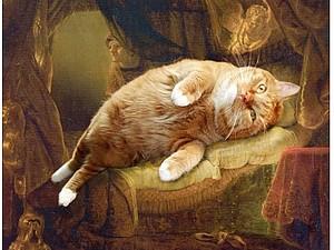 Просто добавь кота))) | Ярмарка Мастеров - ручная работа, handmade