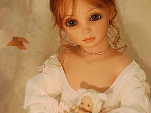 История кукол с древних времен до наших дней. Ярмарка Мастеров - ручная работа, handmade.