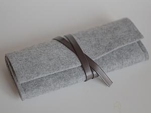 Шерстяной кошелечек в подарок. | Ярмарка Мастеров - ручная работа, handmade