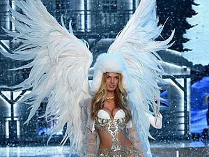 Ангелы на подиуме: юбилейный показ Victorias Secret Fashion Show 2015. Ярмарка Мастеров - ручная работа, handmade.
