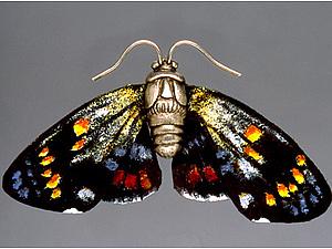 Ювелирные насекомые Elizabeth Goluch | Ярмарка Мастеров - ручная работа, handmade